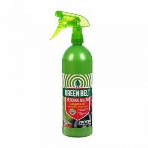 Зеленое мыло жидкое (калийное) Prosto, 900 мл