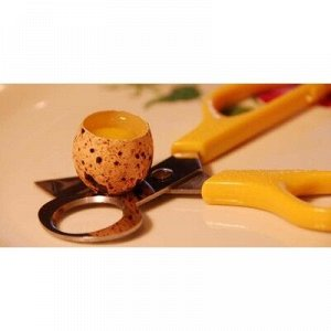 Ножницы для вскрытия перепелиных яиц, 140 мм
