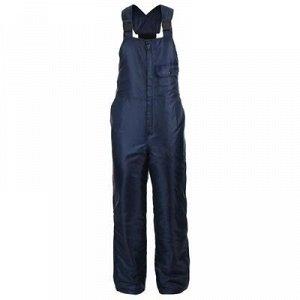 Костюм утеплённый «Стим» КОС634, куртка+п/к, цвет тёмно-синий/серый, размер 52-54/170-176