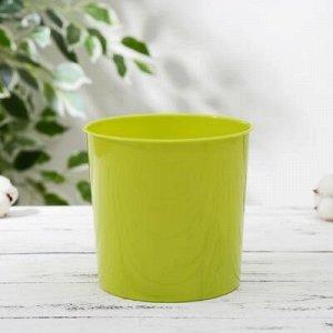 Горшок для цветов «Юкка»,1,5 л, цвет оливковый