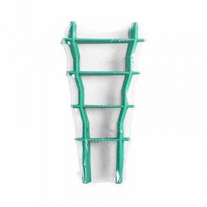 Шпалера, 32 ? 19 ? 0.5 см, пластик, зелёная