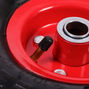 Колесо пневматическое 3.50-4, d = 260 мм