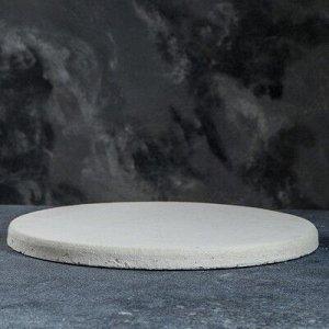 Камень для выпечки круглый, 30х2 см
