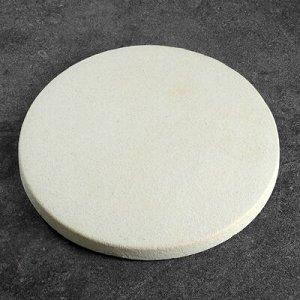 Камень для выпечки круглый (для тандыра), 27,5х2 см