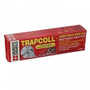 "Средство для отлова грызунов Клей ""TRAPCOLL"", туба, 135 г"
