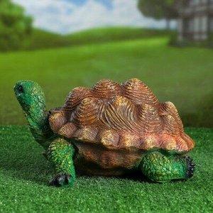 "Садовая фигура ""Черепаха"" 30х23х16 см"