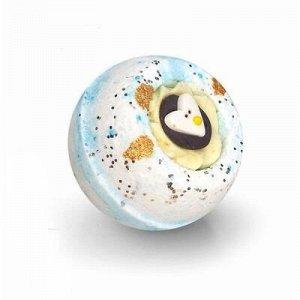 Шарик-десерт для ванн «Пингвинчик», 140 г