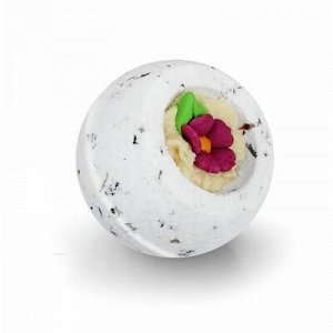 Шарик-десерт для ванн «Ароматная лаванда», 140 г