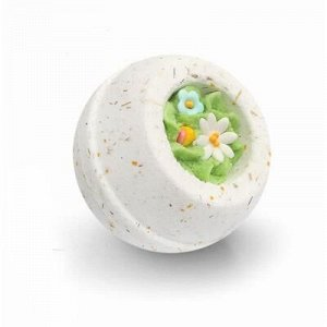 Шарик-десерт для ванн «Травяной чай», 140 г