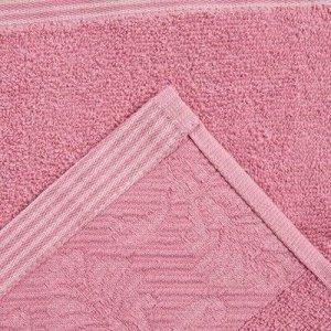 Полотенце махровое VENEZIA 70х130 см, черника, хлопок 100%, 420г/м2