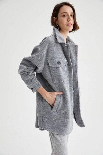 DEFACTO- платья, свитеры, кардиганы Кофты,  джинсы и пр   — Женские Верхняя одежда — Верхняя одежда