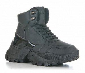 Ботинки зимние PATROL, Черный