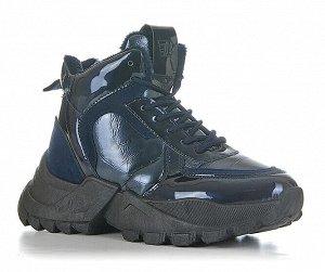 Ботинки PATROL, Синий