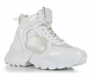 Ботинки PATROL, Белый