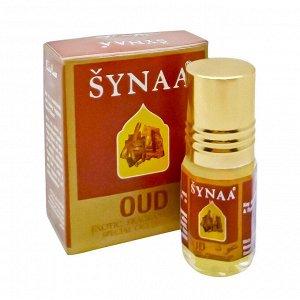 Масло парфюмерное Агаровое Дерево Aasha