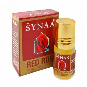 Масло парфюмерное Красная Роза Aasha