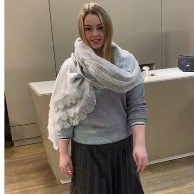 Женская одежда@Большие размеры в наличии — Шапки, шарфы, береты — Головные уборы