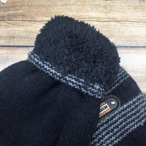 Мужские перчатки зимние