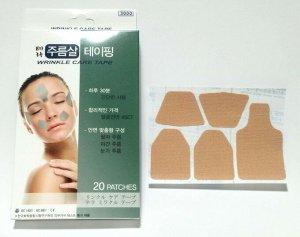 Тейпы для лица против морщин Patches Anti-wrinkle Care Tape