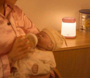 Беспроводная лампа-ночник с док. станцией