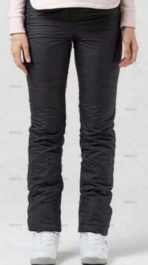 Болоньевые женские брюки утепленные