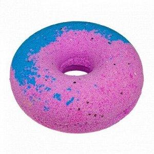 """Гейзер для ванны """"Чернично-малиновый пончик"""""""