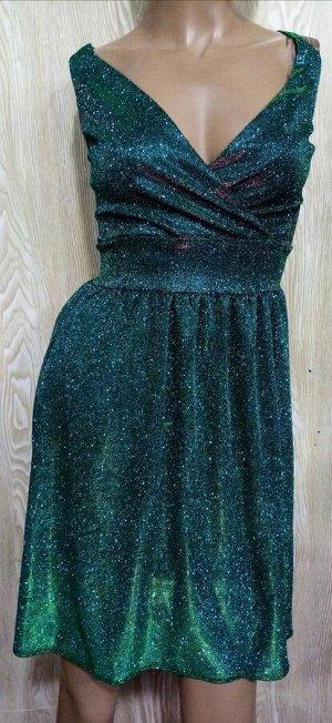 Платье О.Г. - 98см, О.Т. - 80см, длина изделия - 94см