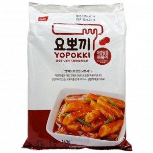 Рисовые клецки с остро-сладким соусом 140г пачка
