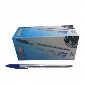 Ручка шариковая, синяя, CHIFON AA934, 934