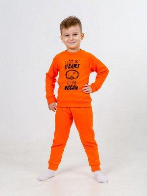 Костюм домашний SOBEN оранжевый