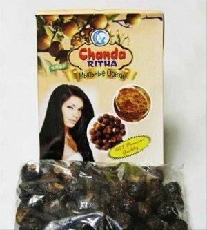 Мыльный орех порошок (Ritha) Chanda 500г