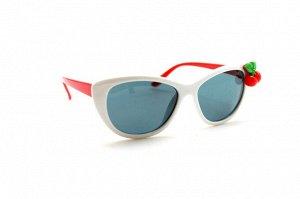 Детские солнцезащитные очки ВИШНИ белый красный