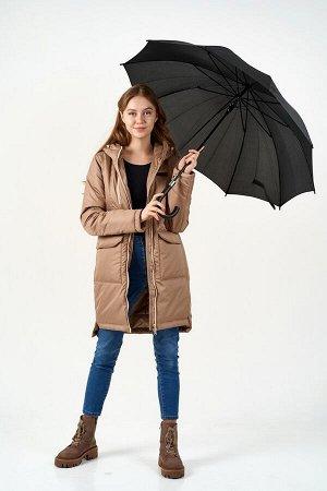 """Куртка женская """"Мисти"""" бежевый"""