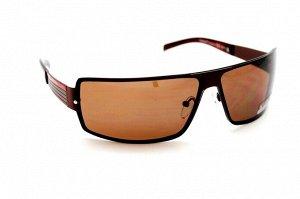Мужские солнцезащитные очки Kaidai 13015 коричневый