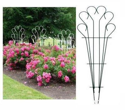 Дорис: для сада и огорода  — Арки, шпалеры, заборчики — Садовый декор