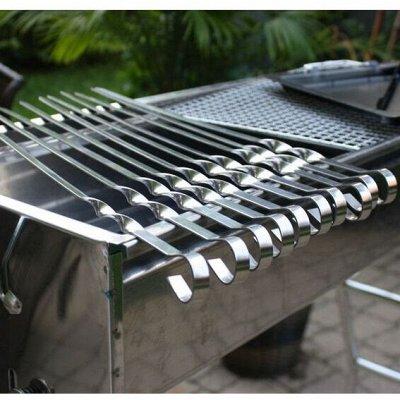 Дорис - садовый ландшафт: украшаем участок!  — Шампуры — Наборы для пикника