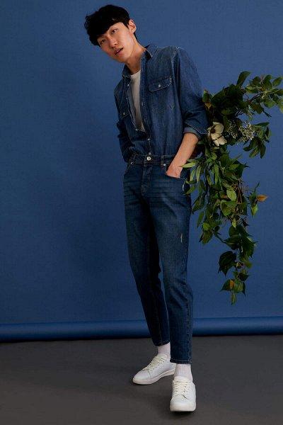 DFT - мужская одежда,   — Мужские брюкиджинсы — Джинсы