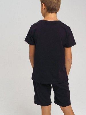 Фуфайка трикотажная для мальчиков (футболка)