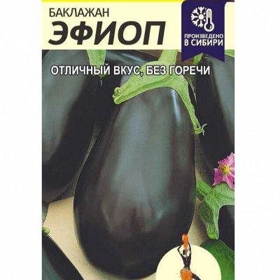 Семена Алтая. Отличная всхожесть, Огромный выбор сортов — Баклажан, брюква, горох, дайкон — Семена овощей