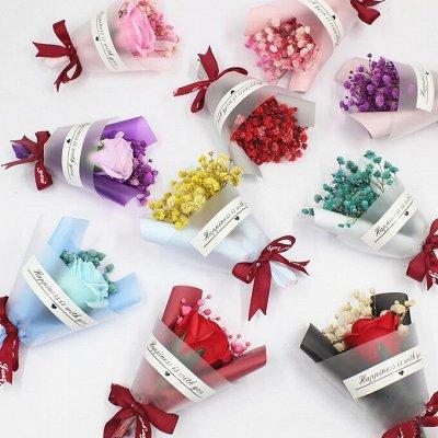 Подарки для Близких и Любимых! Игрушки!  — Цветы из мыла! Ароматно и красиво! — 8 марта и 23 февраля
