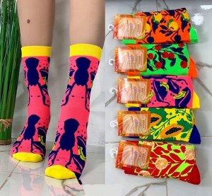 Носки Цвет в ассортименте.