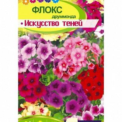 Семена Алтая. Отличная всхожесть, Огромный выбор сортов — Настурция, портулак, флокс — Семена многолетние