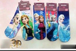 Детский носки  3d
