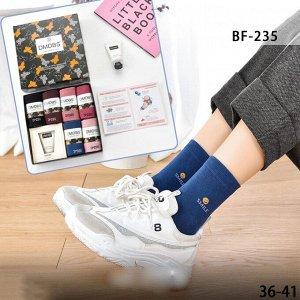 Женские подарочный набор носков