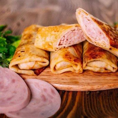 Морепродукты! Мясо! Овощи! Тортики! Выпечка! — Блинчики и круассаны! — Тесто и мучные изделия