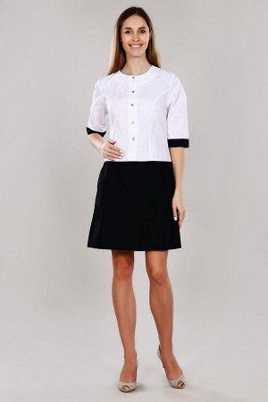 Платье медицинское жен. М-500 ткань Тиси