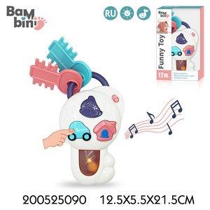 Игрушка развивающая BAMBINI 200525090 K999-82B (1/108)