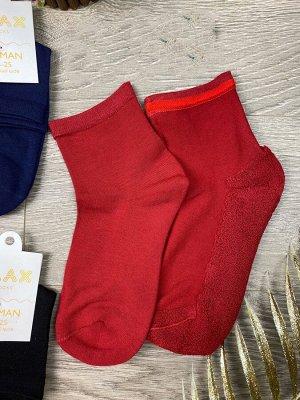 Женские носки с махровой подошвой