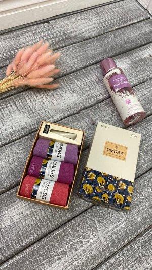 Женский подарочный набор носков