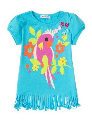 """Комплекты для девочек """"Blue parrot"""", цвет Голубой"""